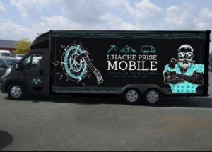 nouvelle activité team building mobile